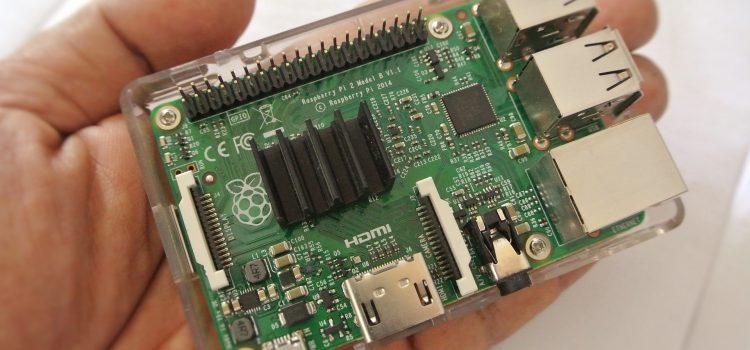 Raspberry Pi i Arduino. La reducció de la informàtica.